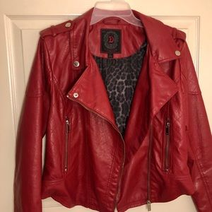 Dollhouse Biker Jacket